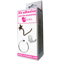 Kit adhesivo accesorios de baño - CM Baños