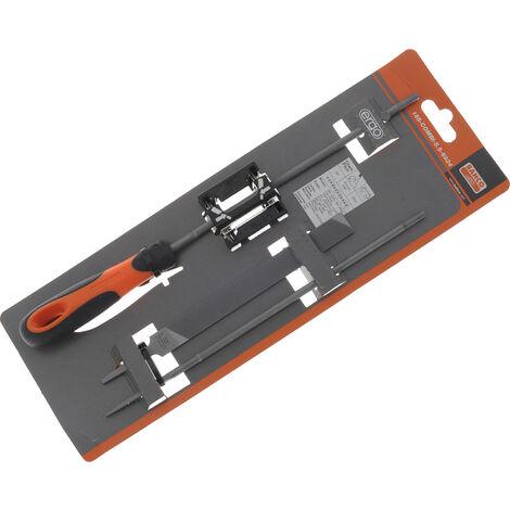 Kit affutage manuel professionnel Bahco pour tronçonneuse 5,5mm