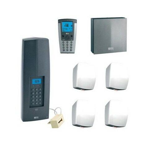 Kit Alarme anti-intrusion filaire Safetal 30