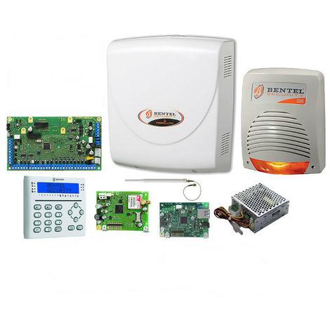 Kit alarme antivol bentel filer avec GSM KITABS42IP