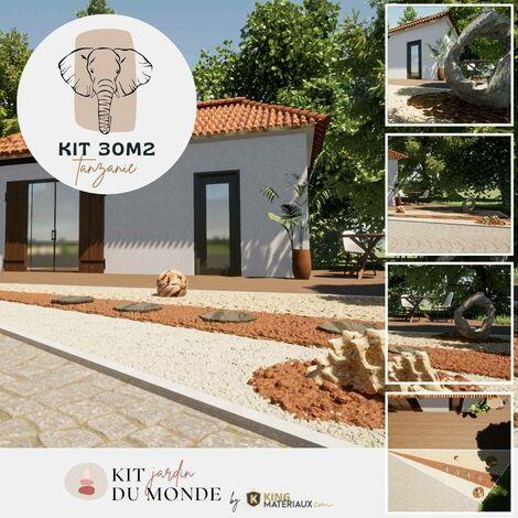 "main image of ""Kit jardin Tanzanie 50m2"""