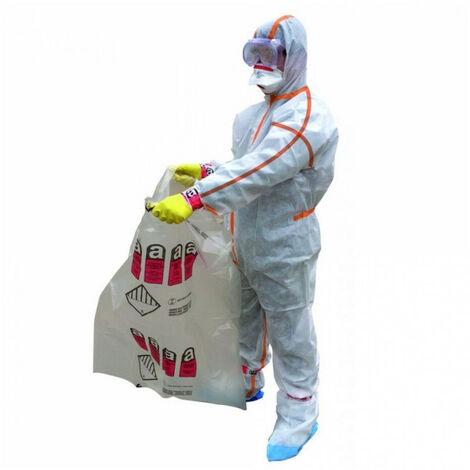 Kit amiante de protection à usage unique - plusieurs modèles disponibles