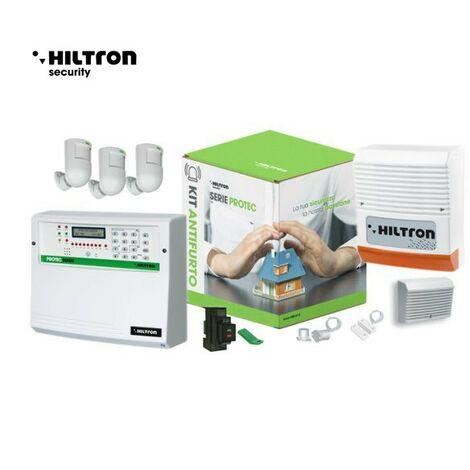 "main image of ""Kit antifurto PROTEC8GSM Hiltron"""