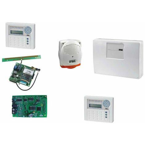 Kit Antifurto Urmet con centrale 1067+ GSM e accessori 1067/915