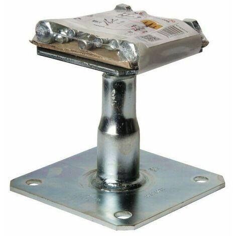 Kit apb100-150 et 4 goujons wa10078 et 4 tirefonds lag 10080