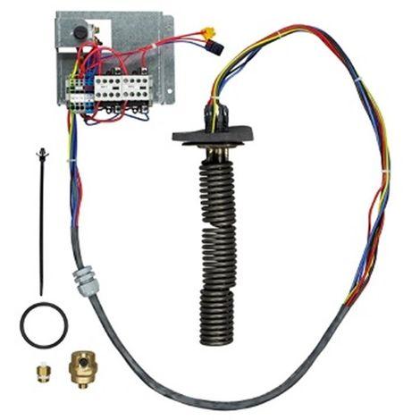 Kit appoint électrique 6KW 230V mono pour pompe à chaleur ALFEA (resistance + thermostat + carte) ATLANTIC 073985