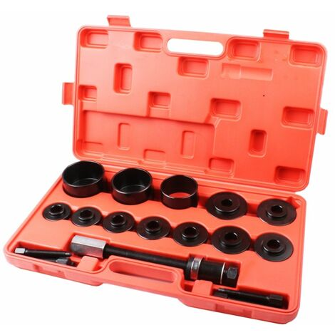 Kit arrache extracteur de roulements d'essieu outils démontage voiture 26 pièces