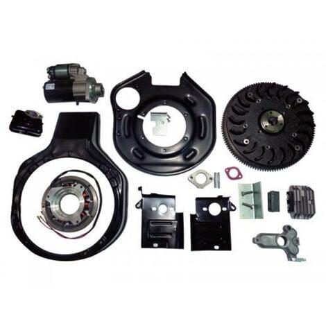 Kit Arranque Eléctrico completo LOMBARDINI 3LD450, 3LD451