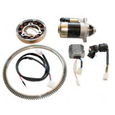 Kit Arranque Electrico YANMAR, ZANETTI L100, ZDM 86, ZDM 88