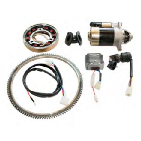 Kit Arranque Electrico YANMAR, ZANETTI L48, ZDM 70