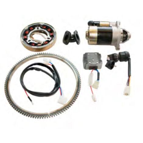 Kit Arranque Electrico YANMAR, ZANETTI L70, ZDM 70