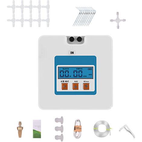 Kit automatico de riego por goteo, Dispositivo de riego automatico,Conjunto de actualizacion 1#