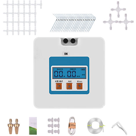 Kit automatico de riego por goteo, Dispositivo de riego automatico,Conjunto de actualizacion 2#
