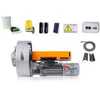 Kit Automazione Motore Per Serranda 230V Faac Bft Acm 180Kg Asse 48 60 Dfm