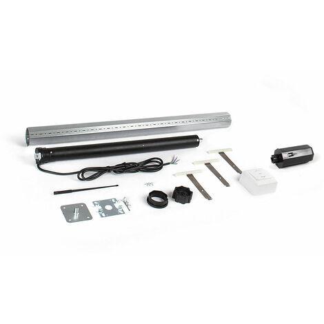 Kit axe motorisé filaire AVOSDIM pour volet roulant - Axe ø60mm