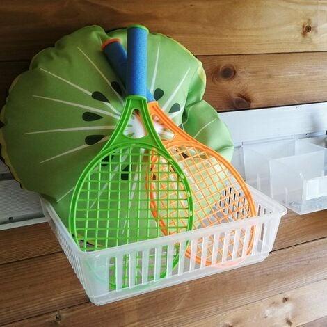 "main image of ""Kit bacs PVC de rangement Touranger"""