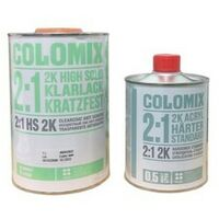 KIT BARNIZ COLOMIX 2:1 + ENDURECEDOR 1,5 LT