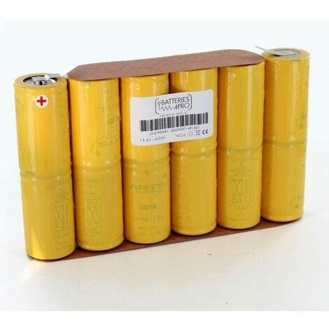 Kit batteria 14.4 v per Makita 4602, 1401-1402