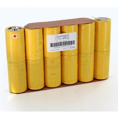 Kit batterie 14.4V pour Makita 4602, 1401 - 1402