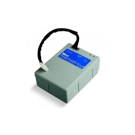 KIT Batterie de secours NICE pour MC424, Popkit, Robuskit, Wingokit - PS124