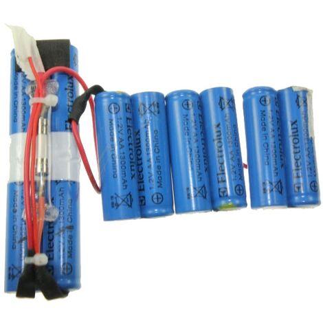 Kit Batterie Ergo Rapido 405513230 Pour PIECES ASPIRATEUR NETTOYEUR PETIT ELECTROMENAGER