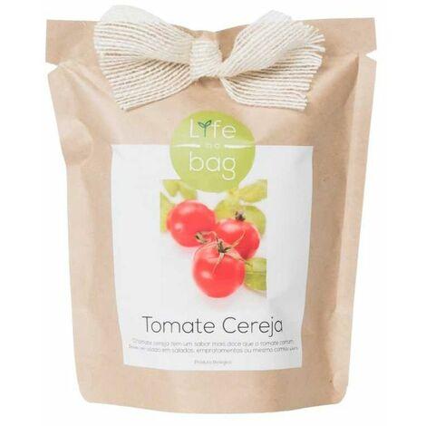 Kit bio prêt à pousser Tomate cerise