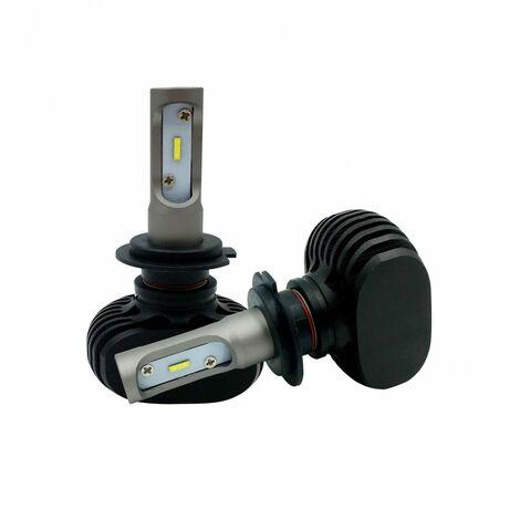 KIT Bombillas LED HB4 9006 15W para coche o moto Blanco Frío 6000K