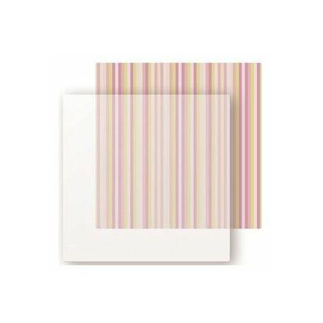 Plaque design pour la grille  fixe ColorLINE D80 ou D125 mm  Personnalisable - autre - autre