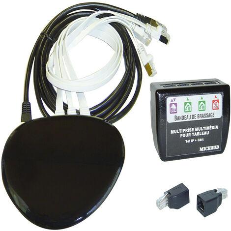 Kit box ambiance Michaud - Pour tableau de communication Néo - 1Gbit
