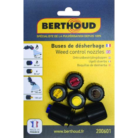 Kit buses désherbage