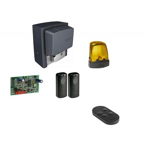 KIT BX704AGS Motorisation portail coulissant CAME 230V 001U2593 - CAME