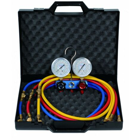"""Kit By-pass 2 voies 1/4"""" 05007010"""