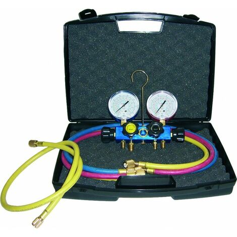 """Kit By-pass 4 voies 1/4"""" 05010010"""
