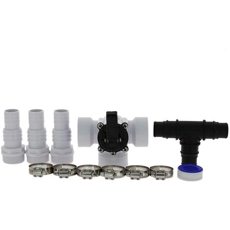 Kit by-pass pour piscines hors-sol - Ø32/38 mm de Poolex - Pièces et accessoires