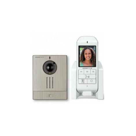 "main image of ""Kit carillon vidéo sans fil - WL11 - Aiphone"""