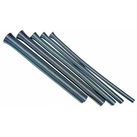 Kit cintreuse à ressort pour tubes en pouces et en mm (3 pièces)