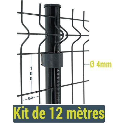 Kit clôture Easy Home - 12 mètres