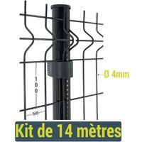 Kit clôture Easy Home - 14 mètres