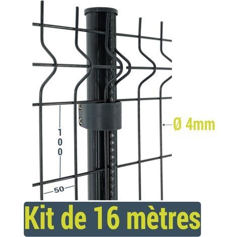 Kit clôture Easy Home - 16 mètres