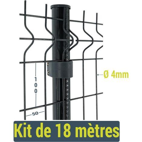 Kit clôture Easy Home - 18 mètres