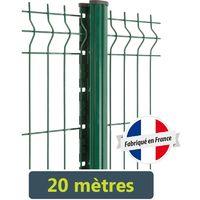 Kit clôture Easy PRO 5 - 20 mètres