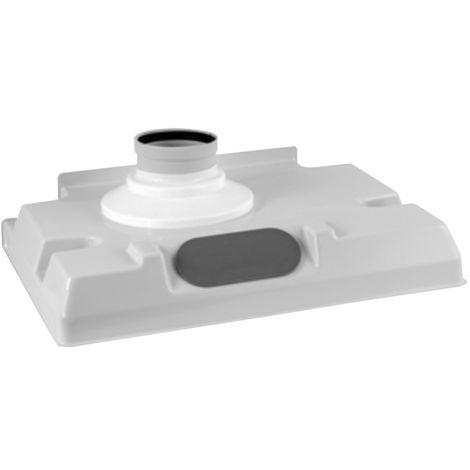 KIT Cobertura externa para calderas Baxi Duo-Tec Luna Space
