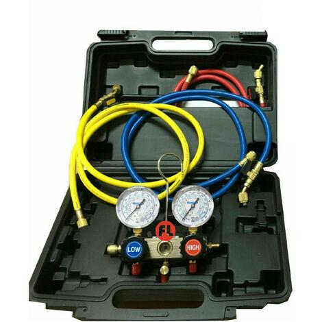 Kit collecteur complet Tecnogas Gaz R410A-R32 11530