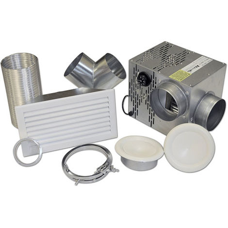 Kit collecteur DS 250 PRO (Distributeur Air chaud)