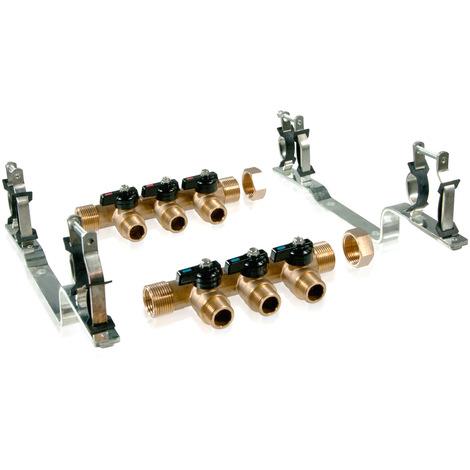 Kit collecteur radiateur ARCANAUTE 3 Circuits