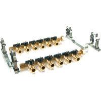 Kit collecteur radiateur ARCANAUTE 6 Circuits