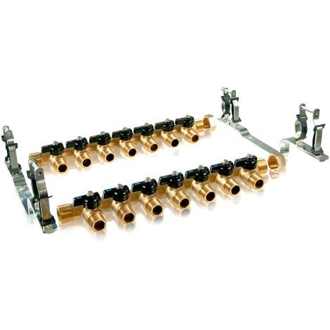 Kit collecteur radiateur ARCANAUTE 7 Circuits