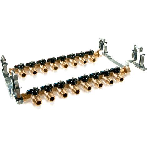 Kit collecteur radiateur ARCANAUTE 8 Circuits