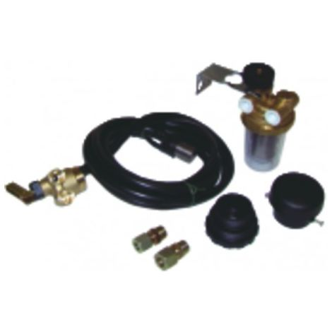 Kit combinated of suction type combidiff for tank