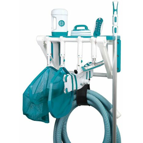 Kit complet 6 accessoires de nettoyage Bayrol